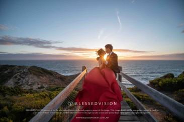 记澳洲墨尔本婚纱旅拍