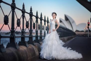 澳洲墨尔本悉尼婚纱摄影婚纱照旅拍景点介绍