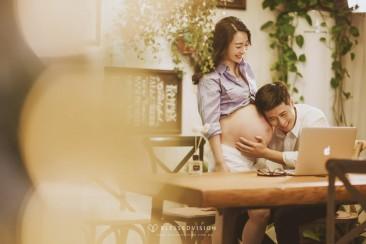Jan Maternity Session