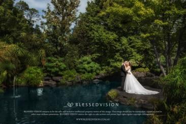 来到墨尔本,Fitzory Garden(菲滋洛伊花园)婚纱照一定要有!