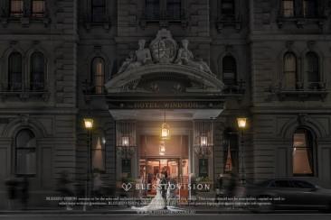 来到墨尔本,温莎酒店婚纱照一定要有!