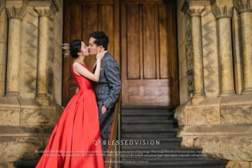 来到墨尔本,RMIT老建筑婚纱照一定要有!