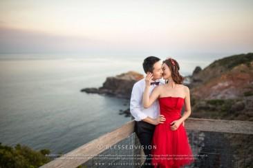 爱在南半球,说走就走的澳洲旅拍婚纱照