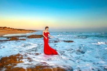 墨尔本海外旅拍婚纱照