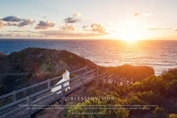 澳大利亚墨尔本旅拍婚纱照,所爱隔山海,山海亦可平的见证之旅。