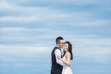 我的旅拍婚纱照,墨尔本的Blessed Vision婚纱摄影给了我一个美好的回忆~