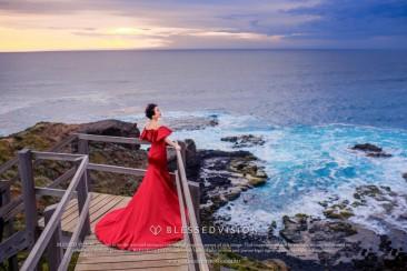 澳大利亚墨尔本 婚纱照 超级满意 心得分享