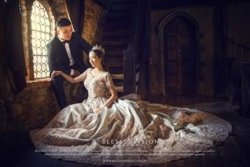 来到墨尔本,Mt Salvat的婚纱照一定要有!