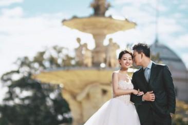 澳洲墨尔本婚纱摄影不完全攻略